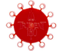Trident 180 - Röda