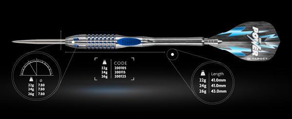 the power darts