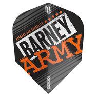 Target Barney Army Pro Ultra Black Ten-X