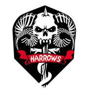 Harrows Marathon Dödskalle & Dolk