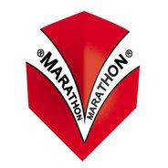 Harrows Marathon Röd V design