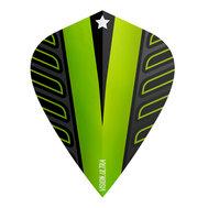 Target Rob Cross Voltage Lime Grön Kite