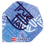 Target True Play Dubbelsidig Blå
