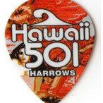 Harrows Wayne Mardle Hawaii 501 Päron