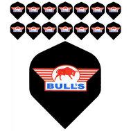 Bulls Powerflite L 5-pack Logo Red
