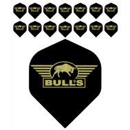 Bulls Powerflite L 5-pack Logo Gold