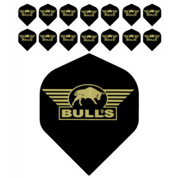 Bulls Powerflite L 5-pack Logo Gold