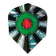 Harrows Hologram  Bullseye