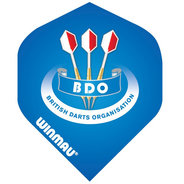 Winmau Mega Standard BDO Blue