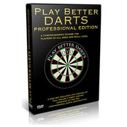 Play Better Darts - DVD