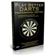 Play Better Darts - DVD