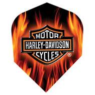 Harley Davidson Flammor