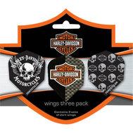 Harley Davidson 3-pack Shape