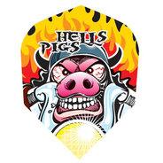 Harrows Quadro Hells pigs