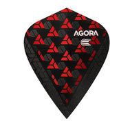 Target Agora Ultra Ghost Röda Kite