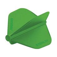 Winmau Stealth Shape Gröna
