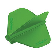 Winmau Stealth Shape Green