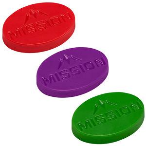 Mission Grip Wax Strawberry