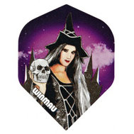 Winmau Mega Standard Witch and Skull