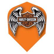 Harley Davidson Oranga med vingar