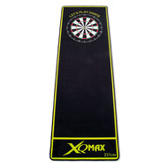 XQ  Max Dartmatta Soft Let´s Play Darts Svart/Grön