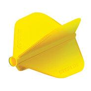 Winmau Stealth Shape Yellow