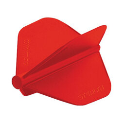 Winmau Stealth Shape Röda