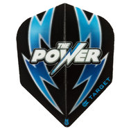 Target Phil Taylor Power Vision Arc Svart/Blå