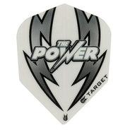 Target Phil Taylor Power Vision Arc Vit/Grå