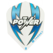 Target Phil Taylor Power Vision Arc Vit/Blå