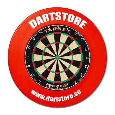 Dartstore Package 1 with surround and 2 set of darts