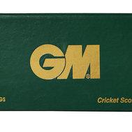 Gunn & Moore Scorebook - 60 Innings