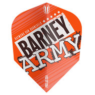 Target Barney Army Pro Ultra Orange Ten-X