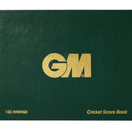 Gunn & Moore Scorebook - 100 Innings