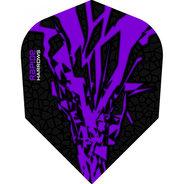 Harrows Rapide X Purple Standard