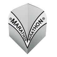 Harrows Marathon Silver V design