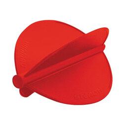 Winmau Stealth Päron Röda