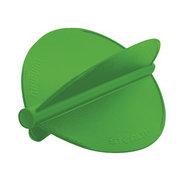 Winmau Stealth Päron Gröna