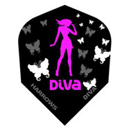 Harrows Diva Butterfly Lady