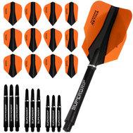 Harrows Retina X Mixed Kit Orange