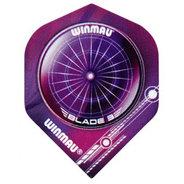 Winmau Mega Standard Mauve Dartboard