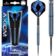 Mission Axiom Blue Titanium M1 23g