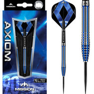 Mission Axiom Blue Titanium M3 25g