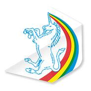 Unicorn Rainbow Unicorn White
