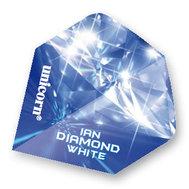 Unicorn Ian White Diamond