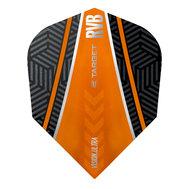 Target RVB Vision Ultra Black/Orange Curve NO6