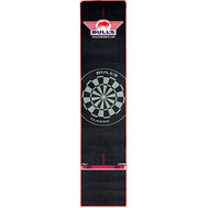Bulls Dart mat with red border With built in Oche  300x67