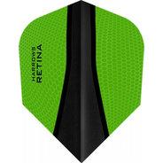 Harrows Retina X Green Shape