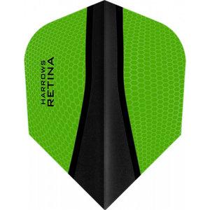 Harrows Retina X Gröna Shape