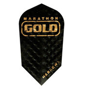 Harrows Marathon Gold Svarta Slim